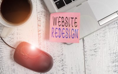 Does your website needs to be redesigned?