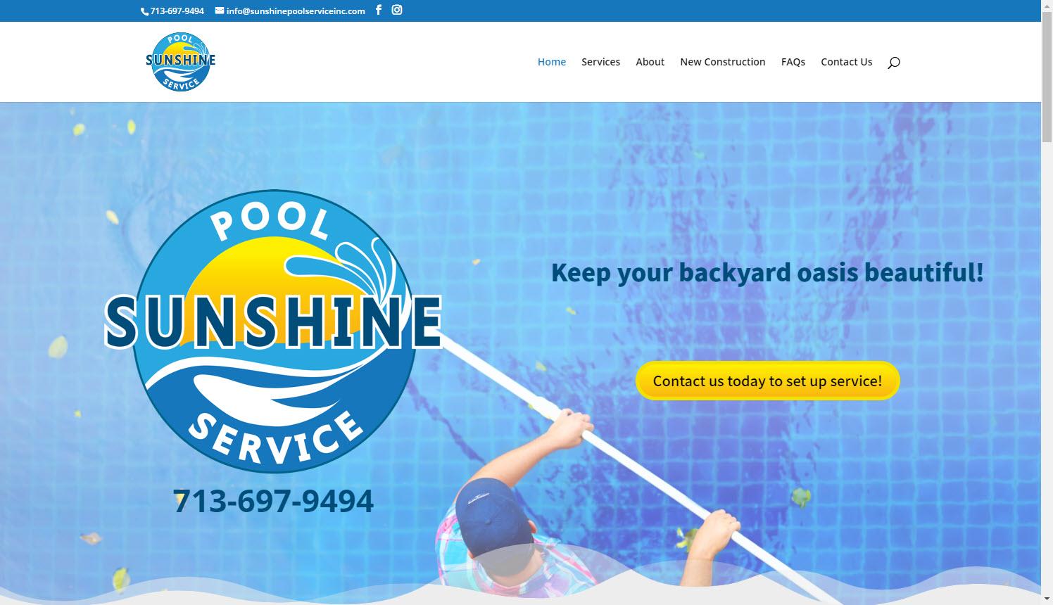 Sunshine Pool Service