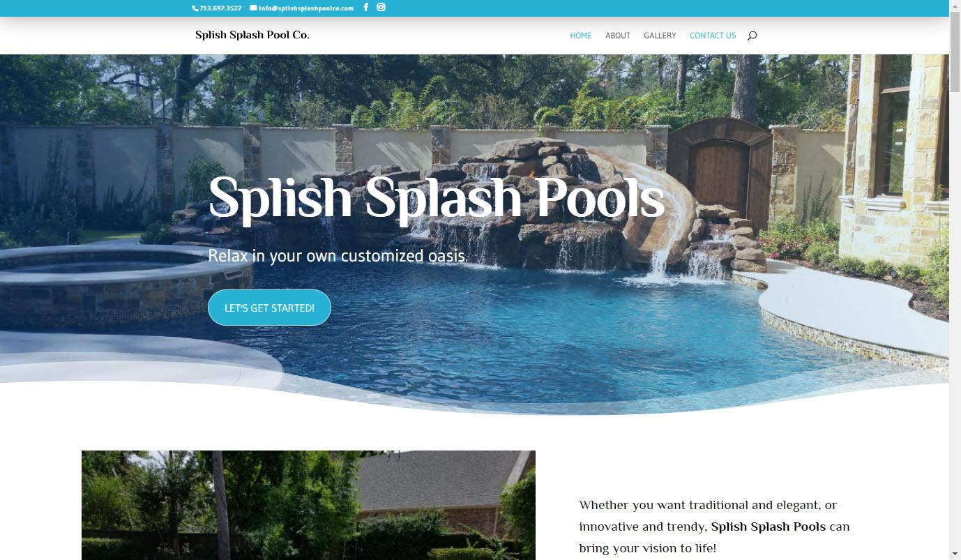 Splish Splash Pool Co